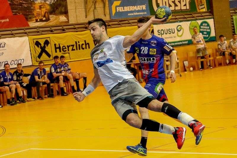 Linzer Handballer schaffen Klassenerhalt in Verlängerung - Bild 30