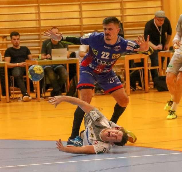 Linzer Handballer schaffen Klassenerhalt in Verlängerung - Bild 36