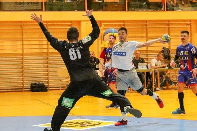 Linzer Handballer schaffen Klassenerhalt in Verlängerung - Bild 38