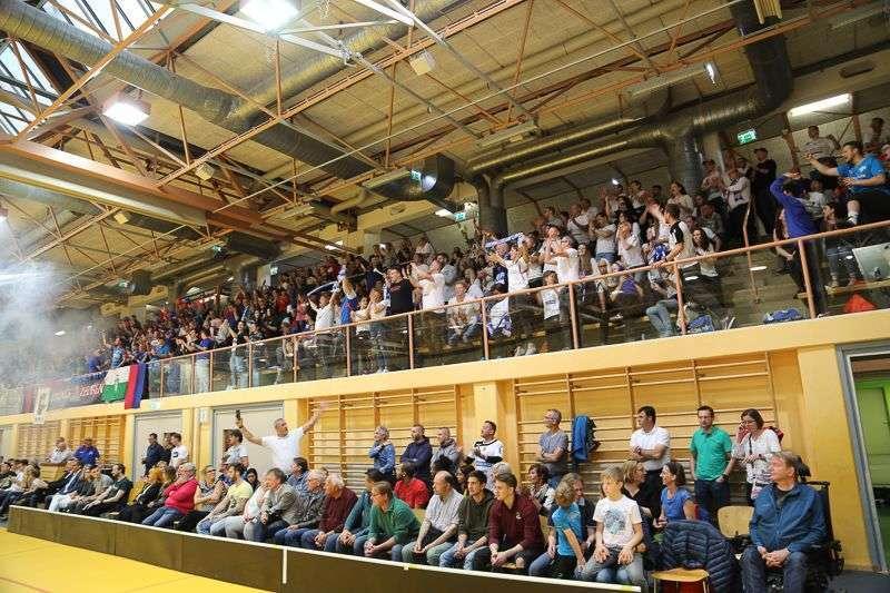 Linzer Handballer schaffen Klassenerhalt in Verlängerung - Bild 41
