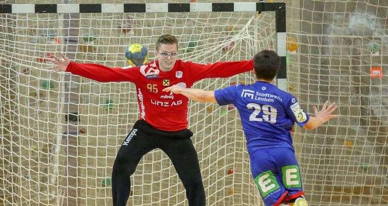 Linzer Handballer schaffen Klassenerhalt in Verlängerung - Bild 42