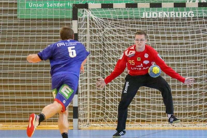 Linzer Handballer schaffen Klassenerhalt in Verlängerung - Bild 43