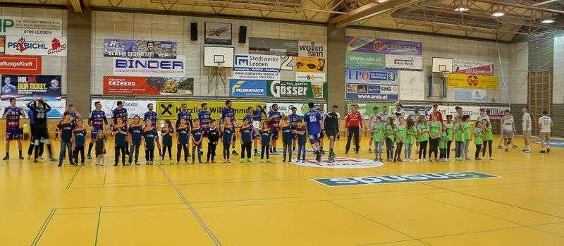 Linzer Handballer schaffen Klassenerhalt in Verlängerung - Bild 50