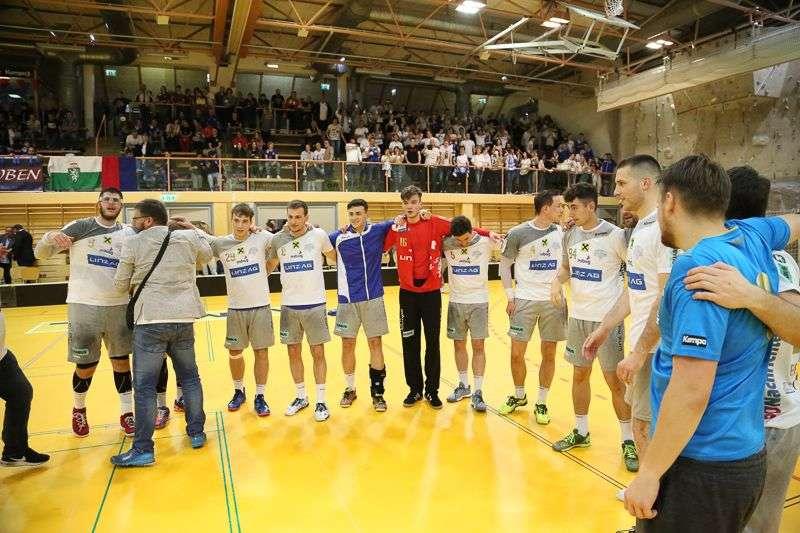Linzer Handballer schaffen Klassenerhalt in Verlängerung - Bild 52