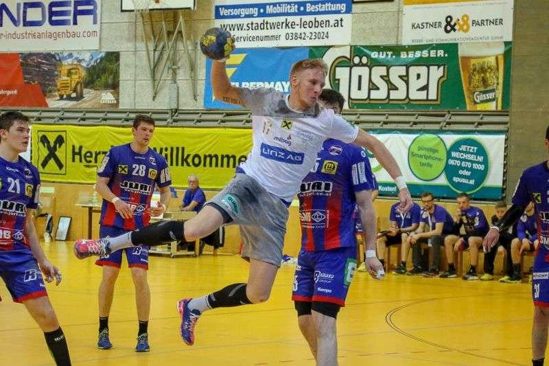 Linzer Handballer schaffen Klassenerhalt in Verlängerung - Bild 57
