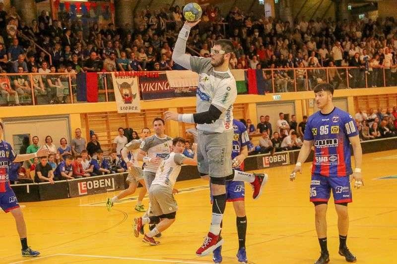 Linzer Handballer schaffen Klassenerhalt in Verlängerung - Bild 60