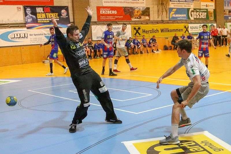 Linzer Handballer schaffen Klassenerhalt in Verlängerung - Bild 62