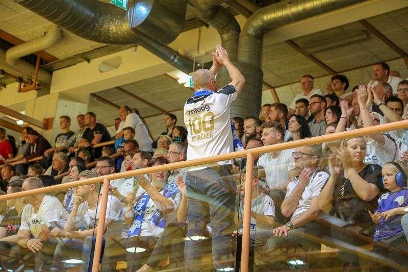 Linzer Handballer schaffen Klassenerhalt in Verlängerung - Bild 64