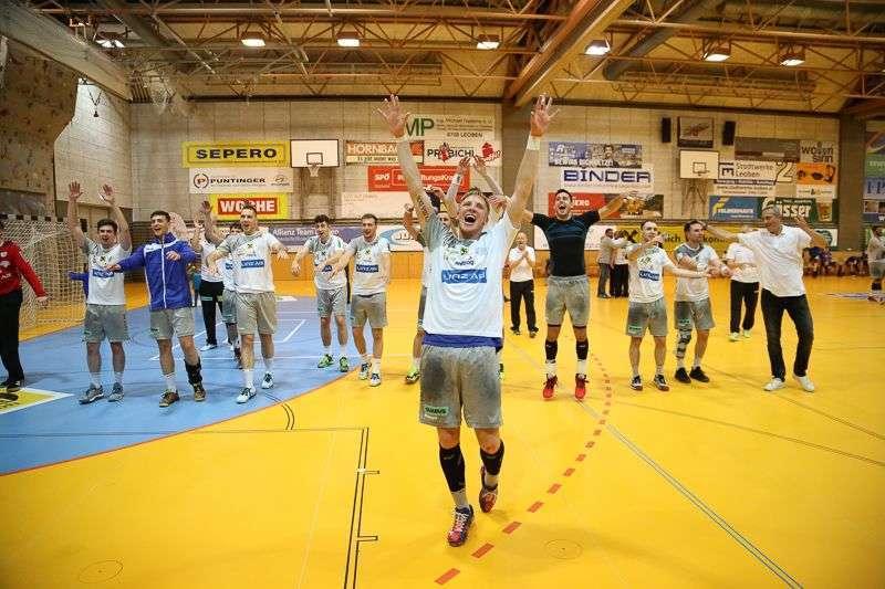 Linzer Handballer schaffen Klassenerhalt in Verlängerung - Bild 67