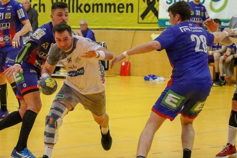 Linzer Handballer schaffen Klassenerhalt in Verlängerung - Bild 70