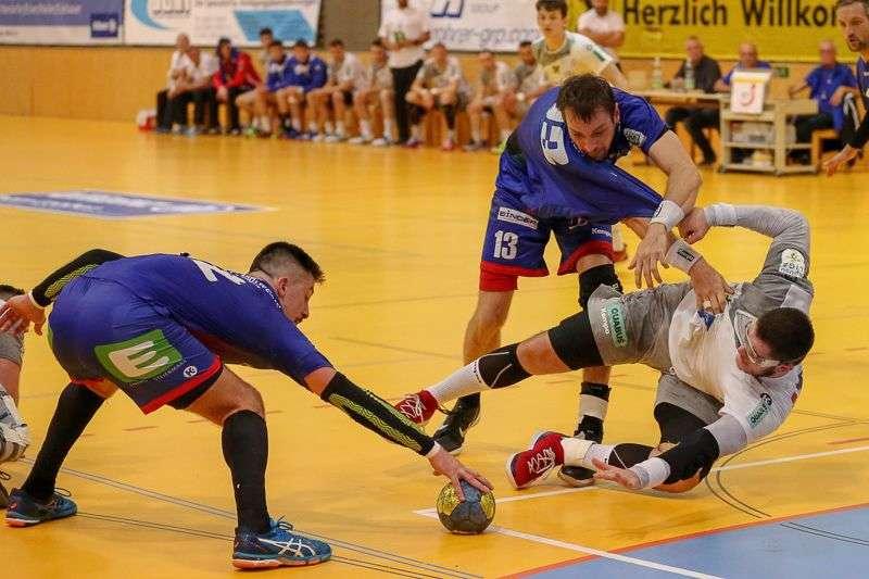 Linzer Handballer schaffen Klassenerhalt in Verlängerung - Bild 73