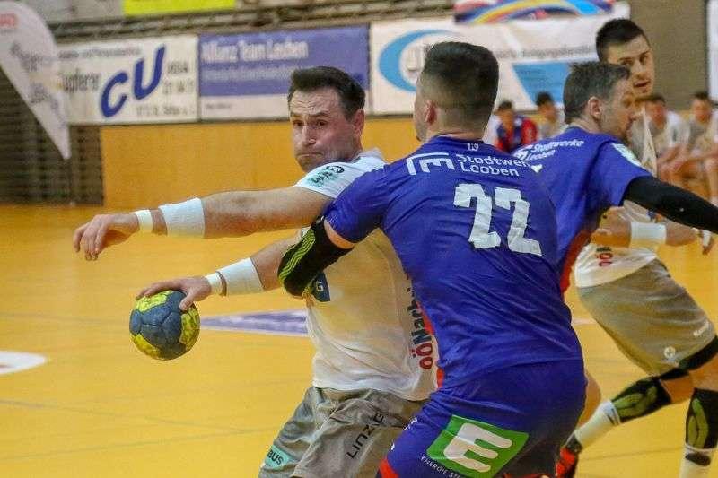 Linzer Handballer schaffen Klassenerhalt in Verlängerung - Bild 75