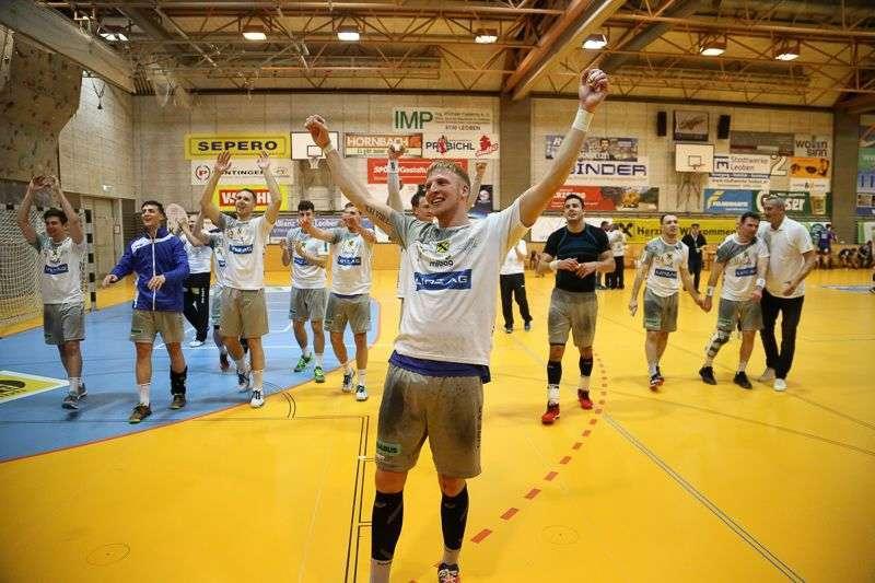 Linzer Handballer schaffen Klassenerhalt in Verlängerung - Bild 79