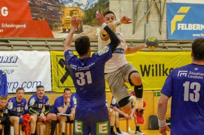 Linzer Handballer schaffen Klassenerhalt in Verlängerung - Bild 80
