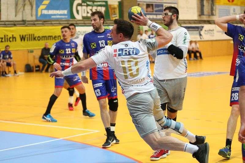 Linzer Handballer schaffen Klassenerhalt in Verlängerung - Bild 82