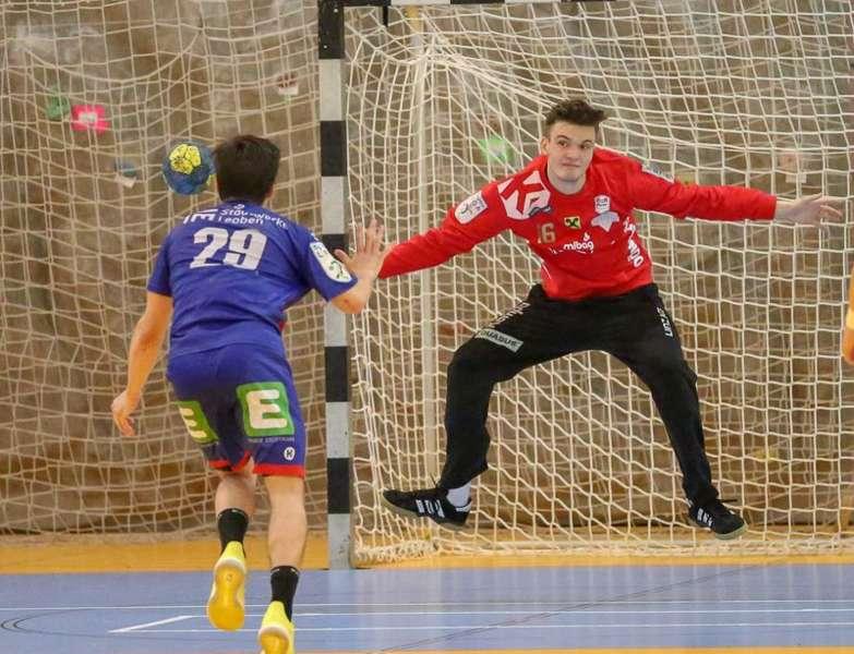 Linzer Handballer schaffen Klassenerhalt in Verlängerung - Bild 84