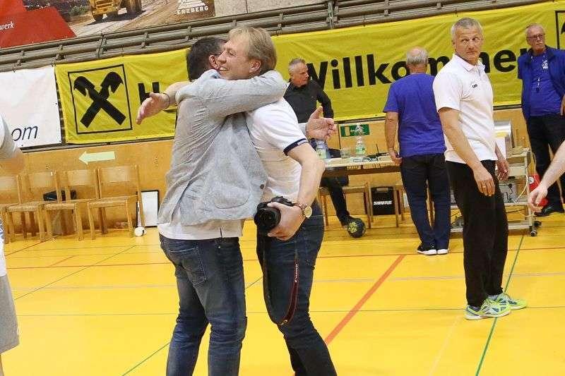 Linzer Handballer schaffen Klassenerhalt in Verlängerung - Bild 85