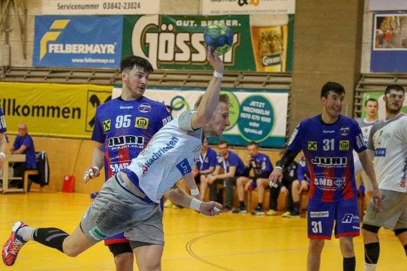 Linzer Handballer schaffen Klassenerhalt in Verlängerung - Bild 88