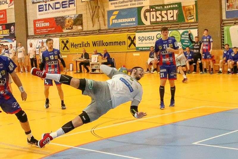 Linzer Handballer schaffen Klassenerhalt in Verlängerung - Bild 89