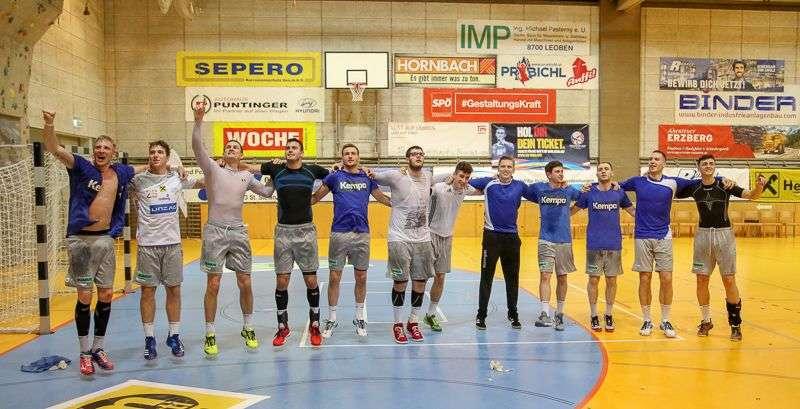 Linzer Handballer schaffen Klassenerhalt in Verlängerung - Bild 96
