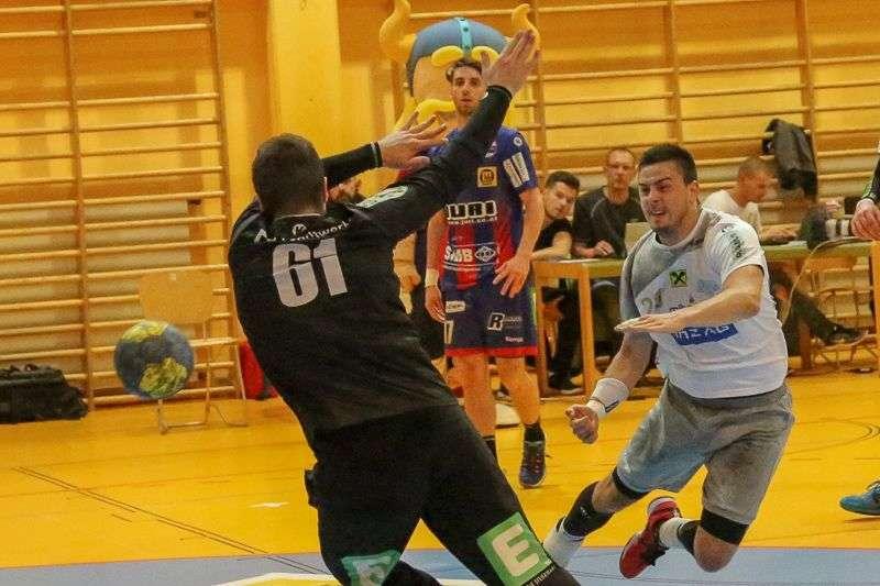 Linzer Handballer schaffen Klassenerhalt in Verlängerung - Bild 104
