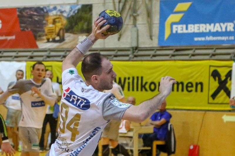 Linzer Handballer schaffen Klassenerhalt in Verlängerung - Bild 106
