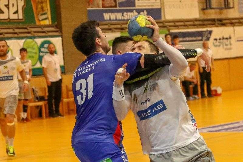 Linzer Handballer schaffen Klassenerhalt in Verlängerung - Bild 108