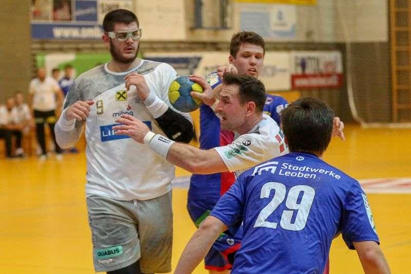 Linzer Handballer schaffen Klassenerhalt in Verlängerung - Bild 112