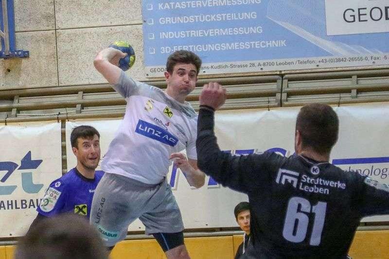 Linzer Handballer schaffen Klassenerhalt in Verlängerung - Bild 113