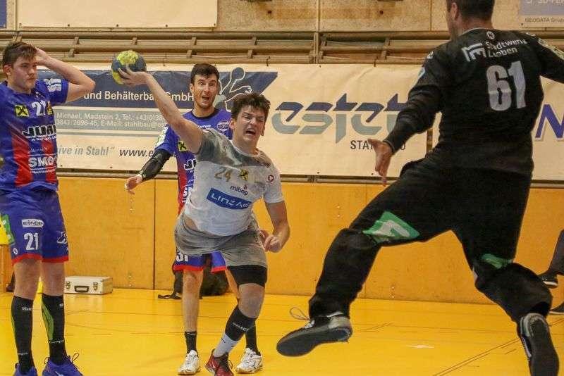Linzer Handballer schaffen Klassenerhalt in Verlängerung - Bild 114
