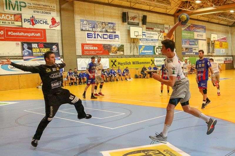 Linzer Handballer schaffen Klassenerhalt in Verlängerung - Bild 115