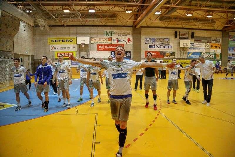 Linzer Handballer schaffen Klassenerhalt in Verlängerung - Bild 118