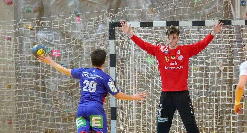 Linzer Handballer schaffen Klassenerhalt in Verlängerung - Bild 122