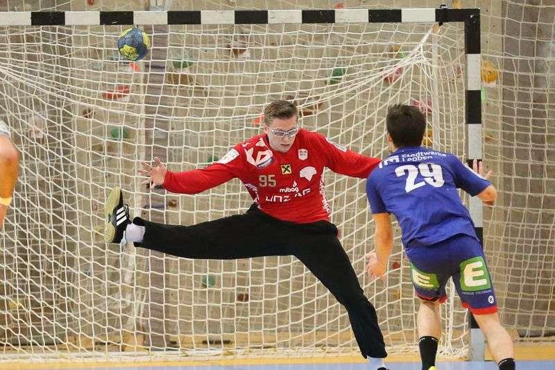 Linzer Handballer schaffen Klassenerhalt in Verlängerung - Bild 123
