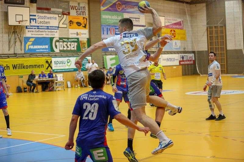 Linzer Handballer schaffen Klassenerhalt in Verlängerung - Bild 125