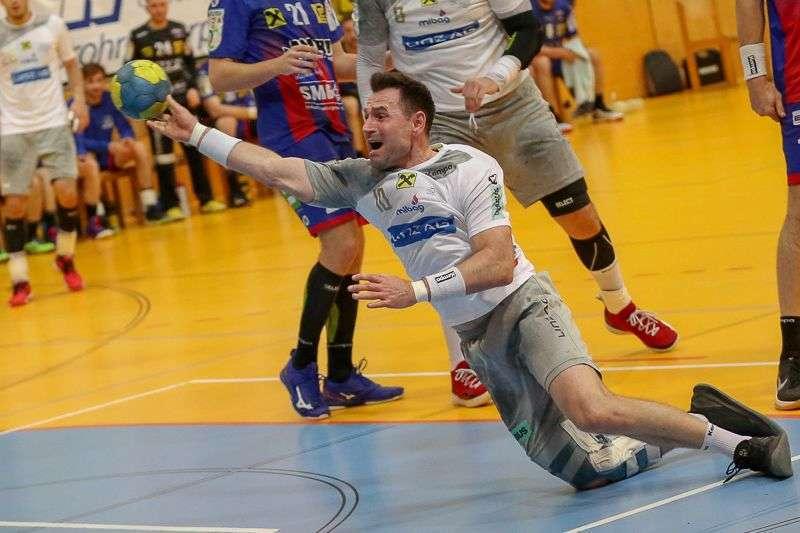 Linzer Handballer schaffen Klassenerhalt in Verlängerung - Bild 126