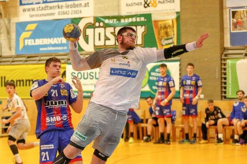 Linzer Handballer schaffen Klassenerhalt in Verlängerung - Bild 136