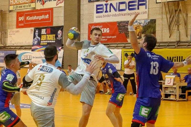 Linzer Handballer schaffen Klassenerhalt in Verlängerung - Bild 137