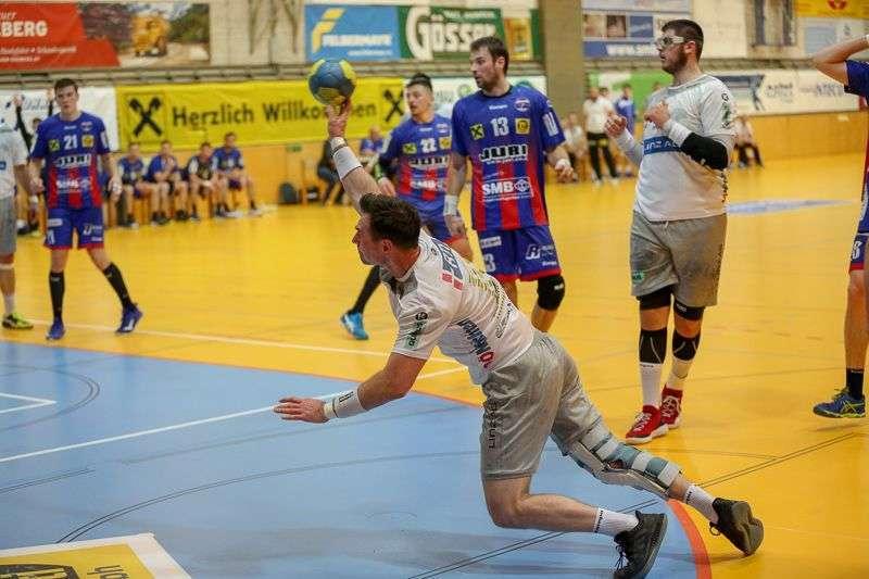 Linzer Handballer schaffen Klassenerhalt in Verlängerung - Bild 139