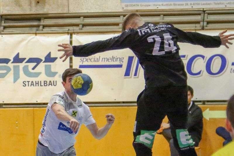 Linzer Handballer schaffen Klassenerhalt in Verlängerung - Bild 140