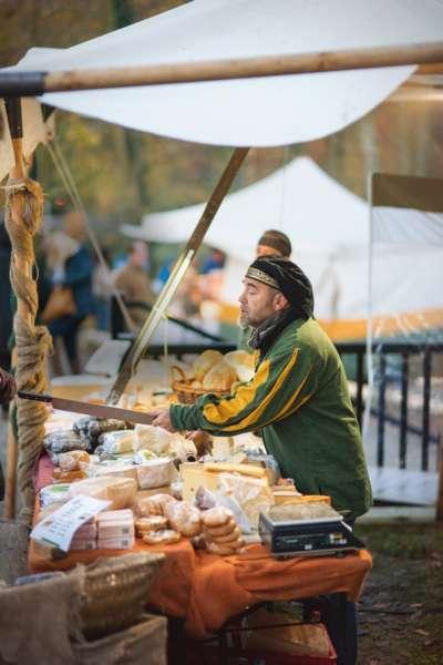 Markttag auf der Burgruine Aggstein - Bild 1536910181