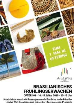 Brasilianisches Frühlingserwachen
