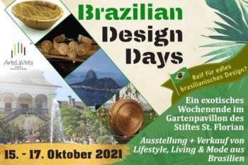 Brazilian Design Days - Gartenpavillon des Stiftes St. Florian