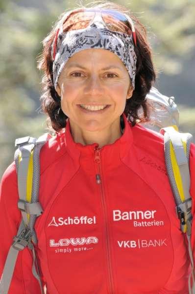 Gerlinde Kaltenbrunner: Multimediavortrag