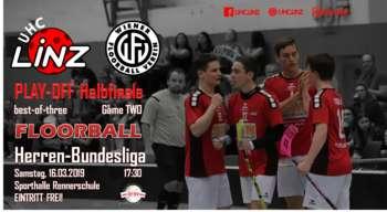 PLAY-OFF Halbfinale Spiel 2 gegen SU Wiener FV