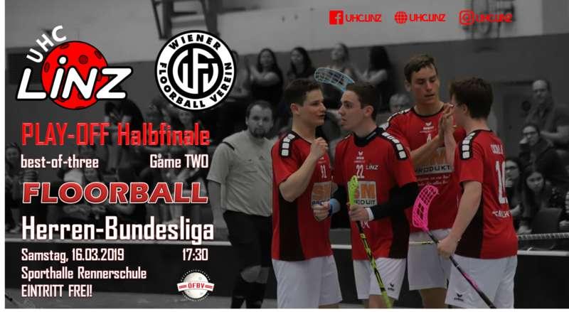 PLAY-OFF Halbfinale Spiel 2 gegen SU Wiener FV - Bild 1