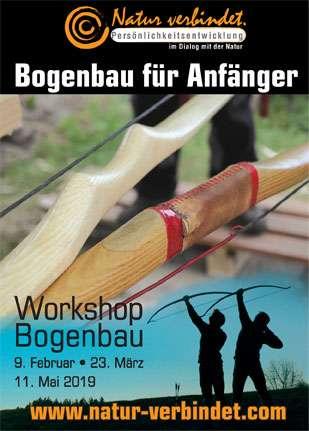 Workshops Bogenbau für Anfänger - Bild 1