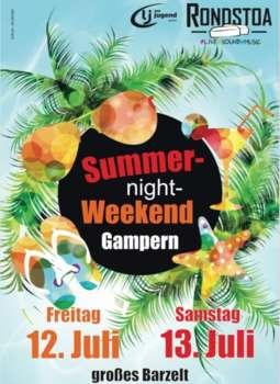 Summer Night Weekend 2019