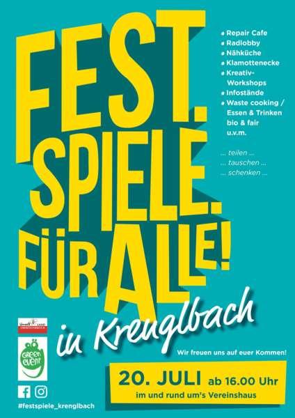 FEST.SPIELE FÜR ALLE - Bild 1