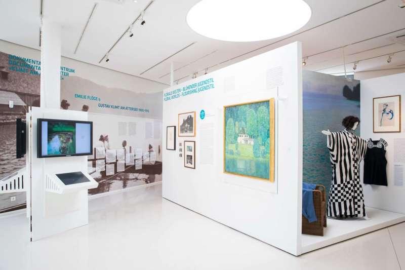 Geburtstagsspecial im Gustav-Klimt-Zentrum am Attersee - Bild 1